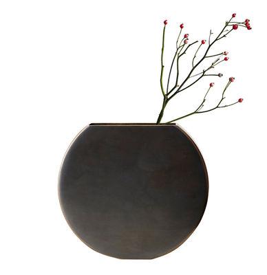 Decoration - Vases - Moon Vase - / Brass by Menu - Burnished brass - Brass