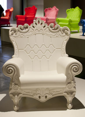 Poltrona Little Queen Of Love.Little Queen Of Love Armchair L 75 Cm By Design Of Love By Slide