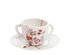 Kintsugi Coffee cup - / Coffee cup and saucer set by Seletti