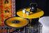 M'Afrique - Banjooli Coffee table - / Ø 50 x H 46 cm by Moroso