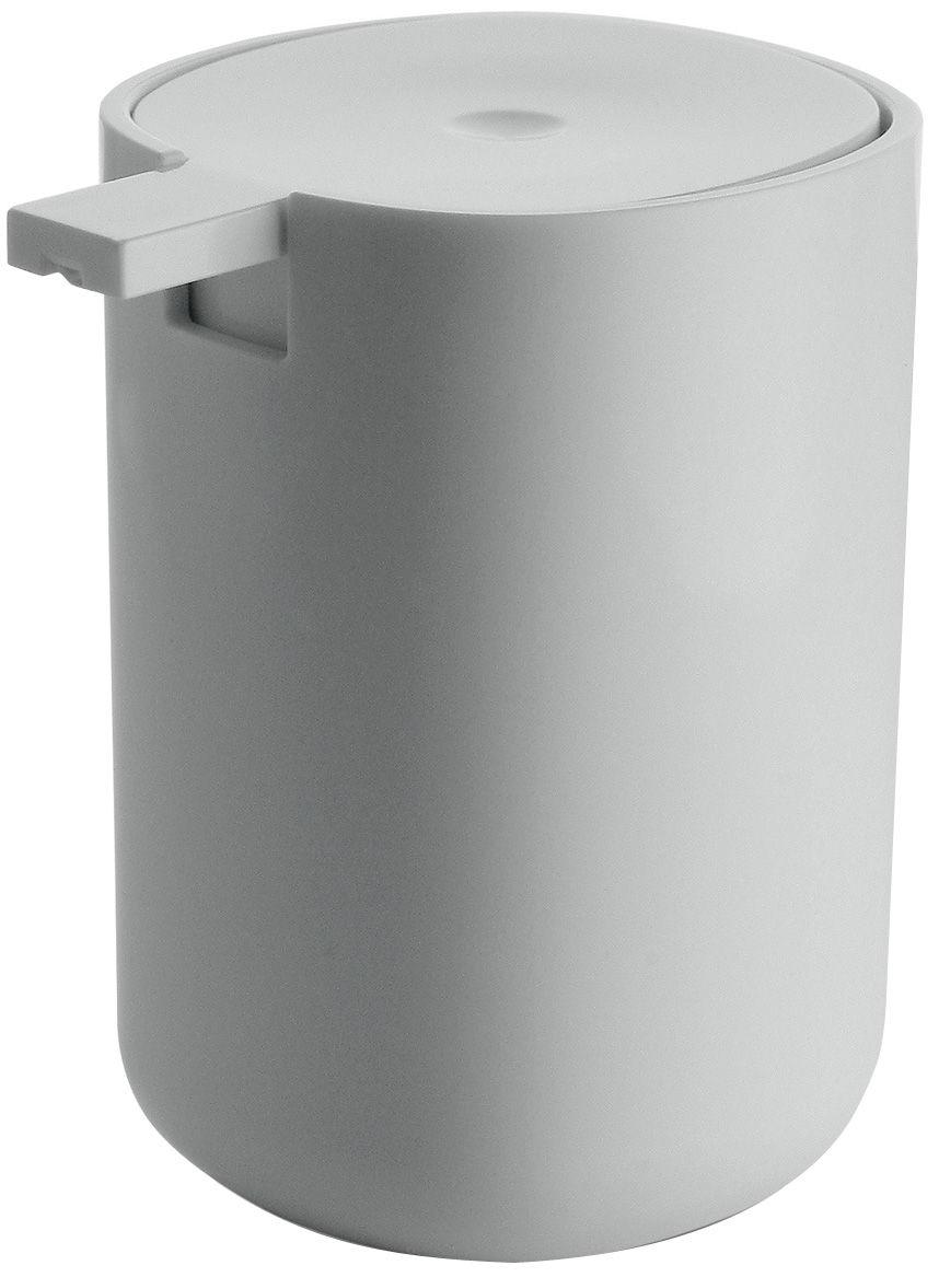 Interni - Bagno  - Dispenser per sapone Birillo di Alessi - Bianco - PMMA