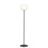 Glo-Ball F2 Floor lamp - / H 175 cm -Mouth-blown glass by Flos