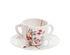 Kintsugi Kaffeetasse / Set aus Kaffeetasse + Untertasse - Seletti