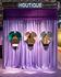 Miroir mural Bonnet / Résine - L 70 x H 99 cm - Houtique