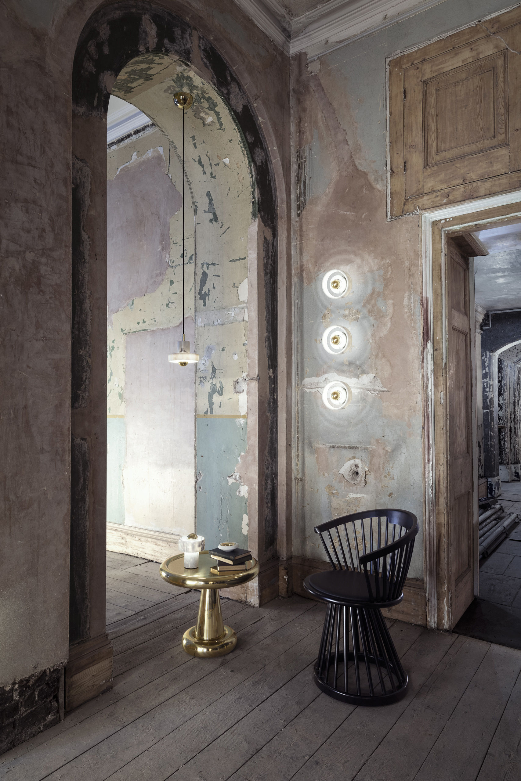 Pendant Stone By Tom Dixon White Gold Made In Design Uk