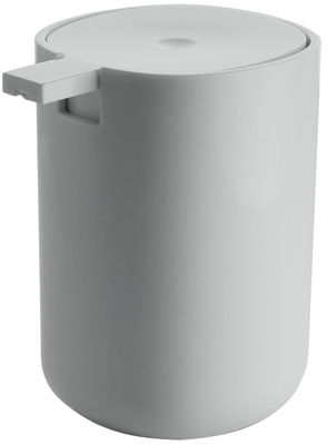 Decoration - For bathroom - Birillo Soap dispenser by Alessi - White - PMMA