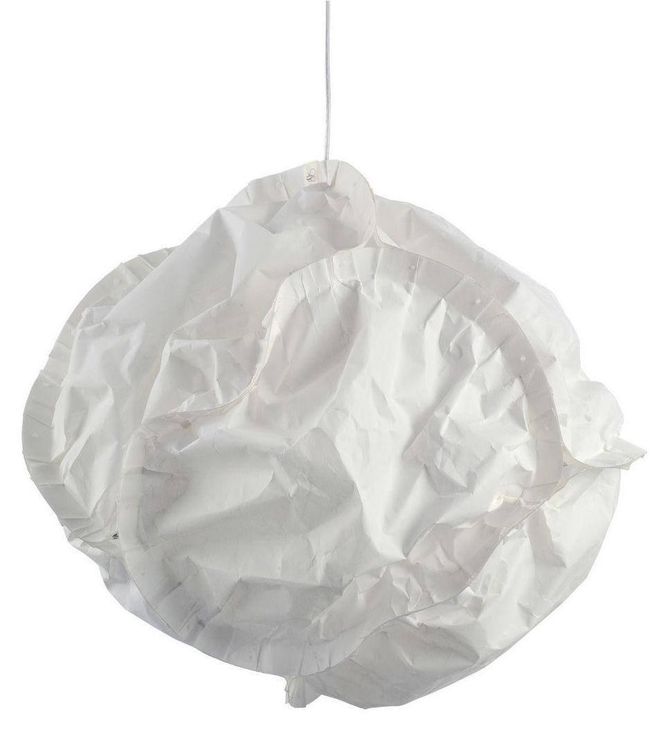 Luminaire - Suspensions - Suspension Cloud / Ø 48 cm - Belux - Ø 48 cm - Blanc cassé - Polyester