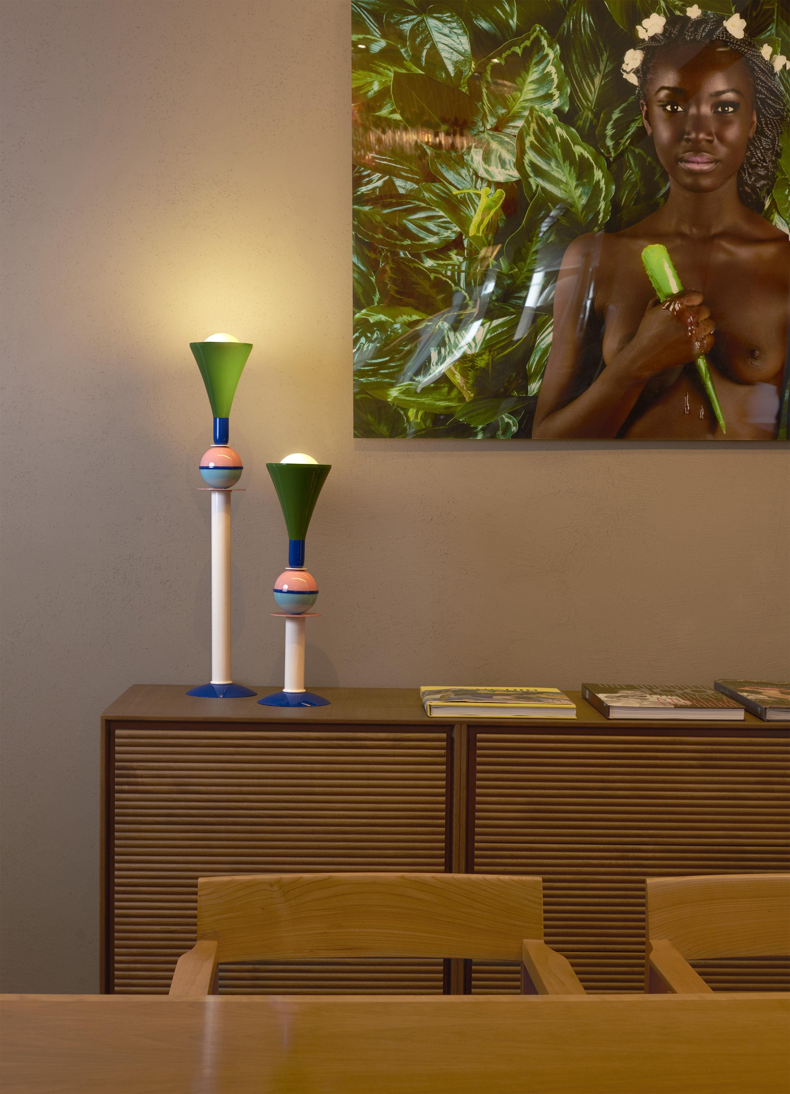 Slide Carmen Table Lamp Multicoloured Made In Design Uk