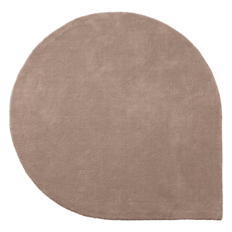 Déco - Tapis - Tapis Stilla / 264 x 220 cm - Tufté main - AYTM - Rose ancien - Laine