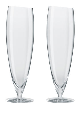 Tableware - Wine Glasses & Glassware - Beer glass by Eva Solo - Transparent - Mouth blown glass