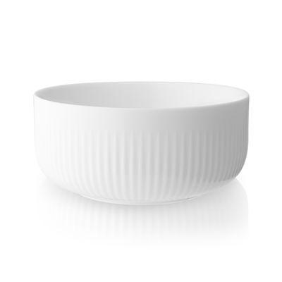 Tableware - Bowls - Legio Nova Bowl - / Insulated - Porcelain - 1.5 L by Eva Trio - 1.5 L / White - China