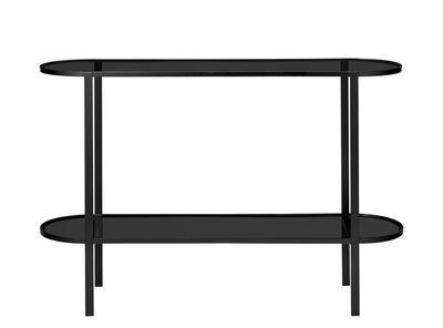 Console Fumi / L 109 x H 71 cm - AYTM noir en métal