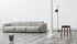 Divano destro Mags Soft - 3 posti / L 268 cm - Tessuto Ruskin di Hay