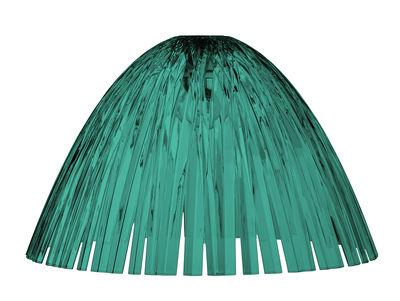 Reed Lampenschirm Ø 44 cm - Koziol - Tannengrün