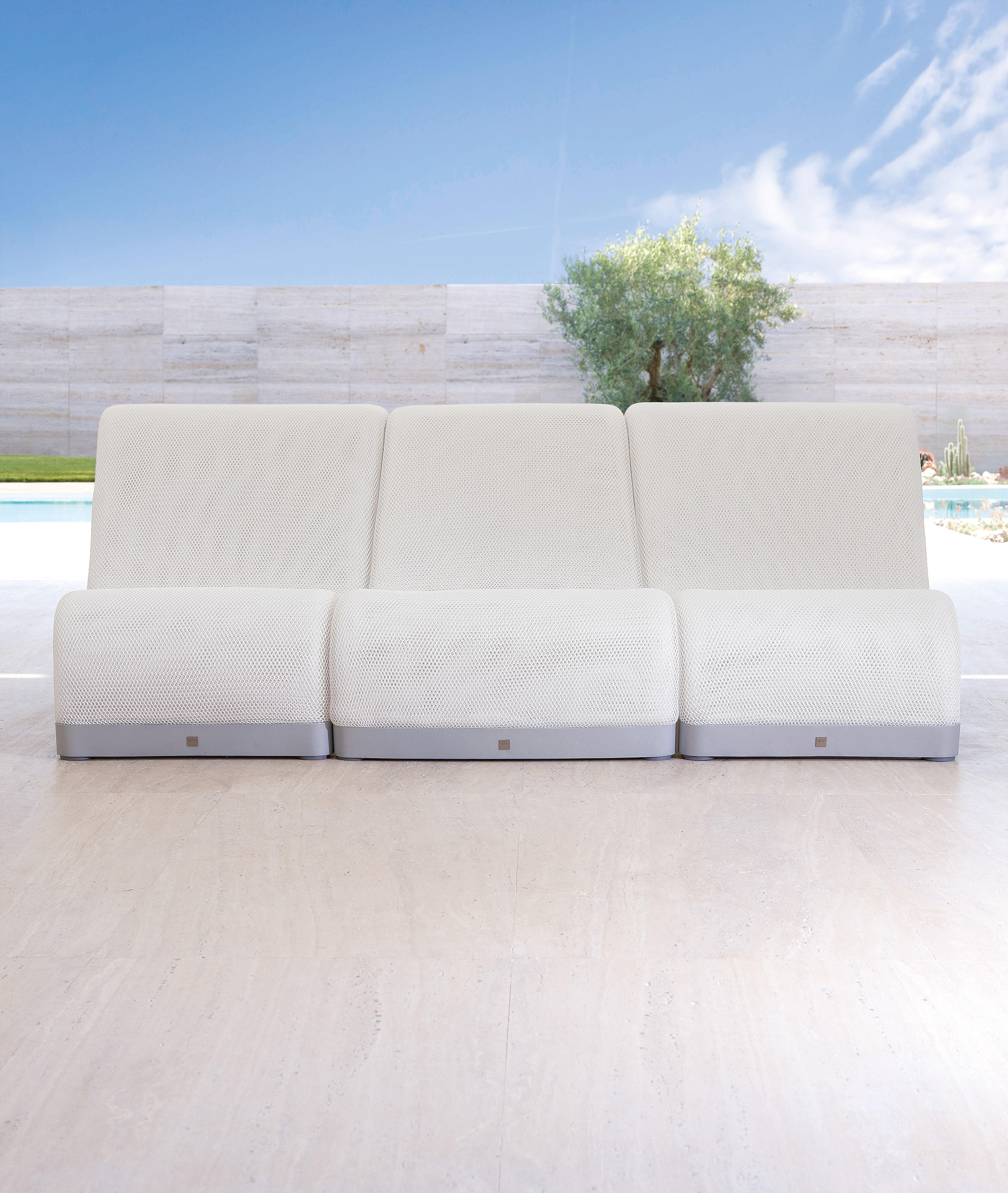 Sakura Lounge Sessel T 116 Cm Weiß By Sifas Made In Design