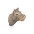 Patère Animal / Hippo - Bois sculpté main - Ferm Living
