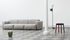 "Mags Soft Sofa 3-Sitzer / L 268 cm - Stoff ""Ruskin"" - Hay"