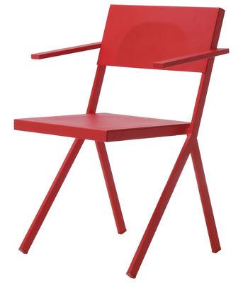 Mia Stapelbarer Sessel - Emu - Rot
