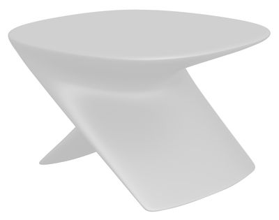 Mobilier - Tables basses - Table basse Ublo pouf - Qui est Paul ? - Blanc - Polyéthylène