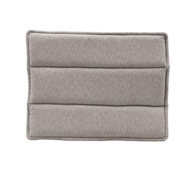 Coussin d'assise / Pour fauteuil Oluf - House Doctor gris en tissu