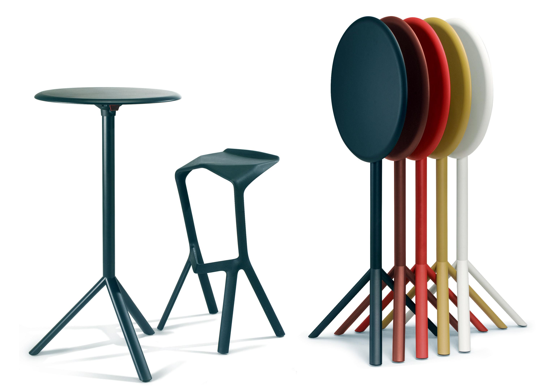 Scopri tavolo miura bianco di plank made in design italia