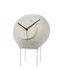 Orologio da posare Pilotis - / Cartapesta - H 28 cm di Serax