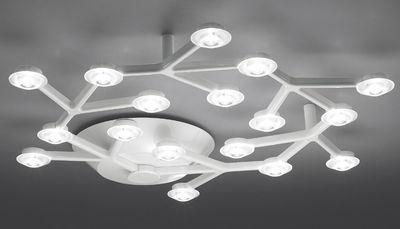 Plafonnier LED NET / Circulaire - Ø 65 cm - Artemide blanc en métal