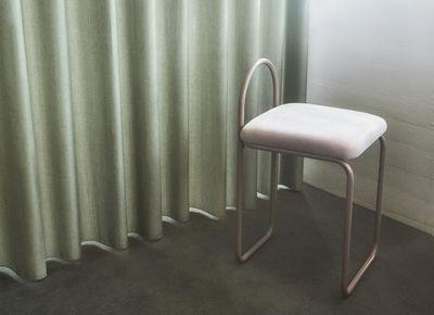 Sedia Imbottita Design : Angui sedia imbottita velluto by aytm made in design