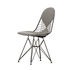Wire Chair DKR Stuhl / Gepolstert - By Charles & Ray Eames, 1951 - Vitra