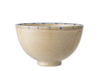 Image of Vaso per fiori Nature - / Ceramica - Ø 15 x H 9 cm di Bloomingville - Beige - Ceramica