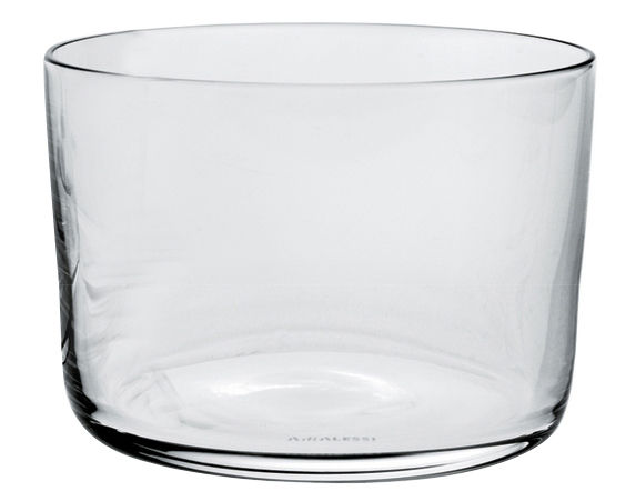 Tavola - Bicchieri  - Bicchiere vino rosso Glass family - Per vino rosso di A di Alessi - Vino rosso: 23 cl - Vetro
