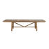Synthesis Extending table - / L 230 to 300 cm - Teak by Unopiu