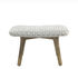 Collection Knit - repose-pied Footrest - / Pouf - Synthetic rope by Ethimo