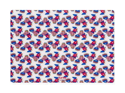 Set de table L'Americana La Double J / 42 x 30 cm - Kartell galletti en matière plastique