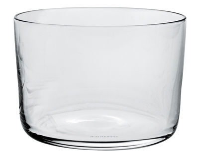 Verre à vin rouge Glass family - A di Alessi transparent en verre