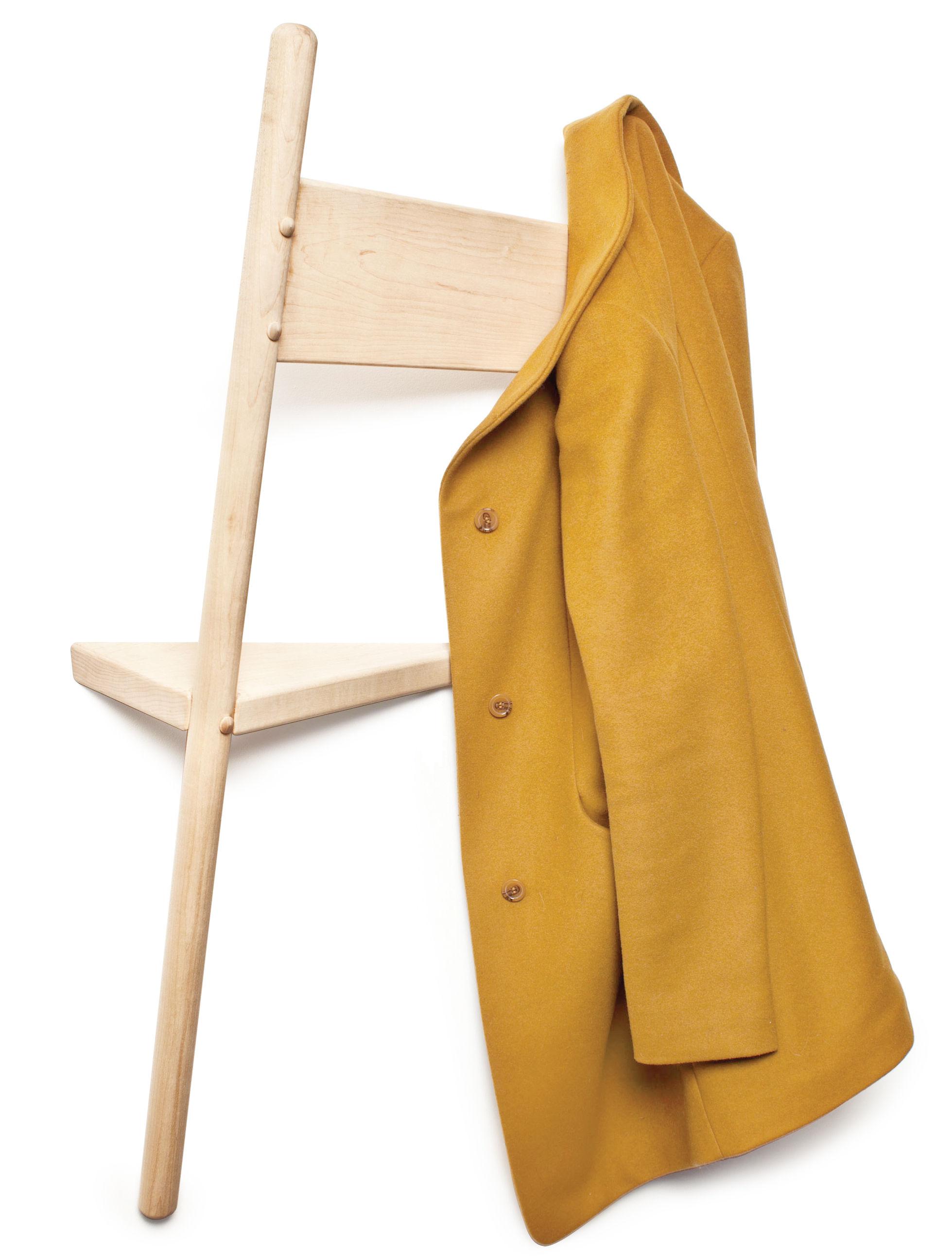 Furniture - Coat Racks & Pegs - Wallhax Wall coat rack by ENOstudio - Natural oak - Oak