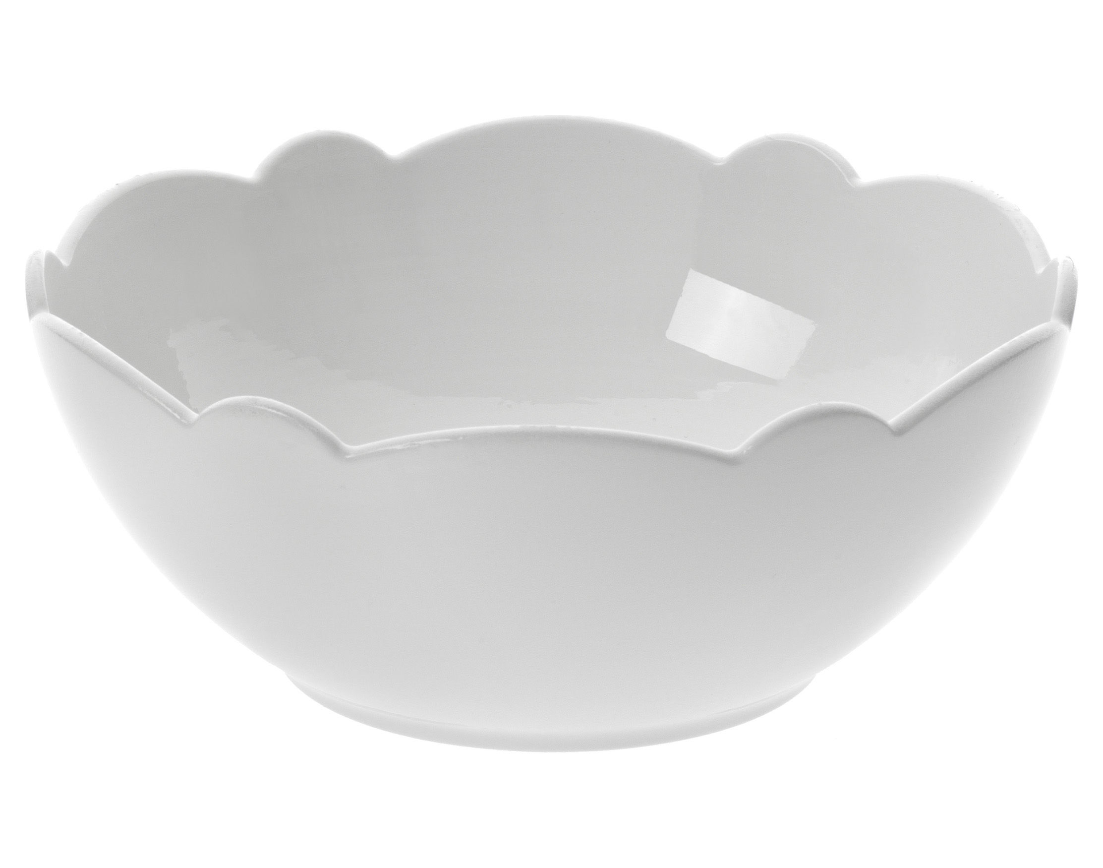 Tableware - Bowls - Dressed Bowl - Ø 15 cm by Alessi - White - China