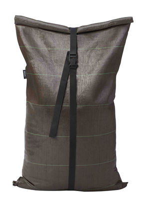 Outdoor - Garden ornaments & Accessories - Large 80L Compost bin by Bacsac - 80L / Brown - Geotextile cloth