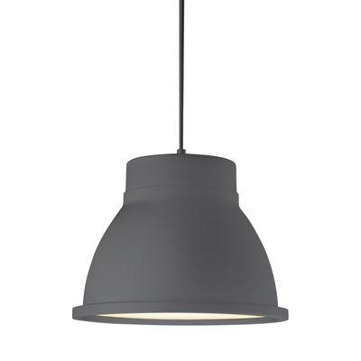 Illuminazione - Lampadari - Sospensione Studio di Muuto - Grigio - Alluminio