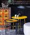 Tavolino M'Afrique - Banjooli - / Ø 50 x H 46 cm di Moroso