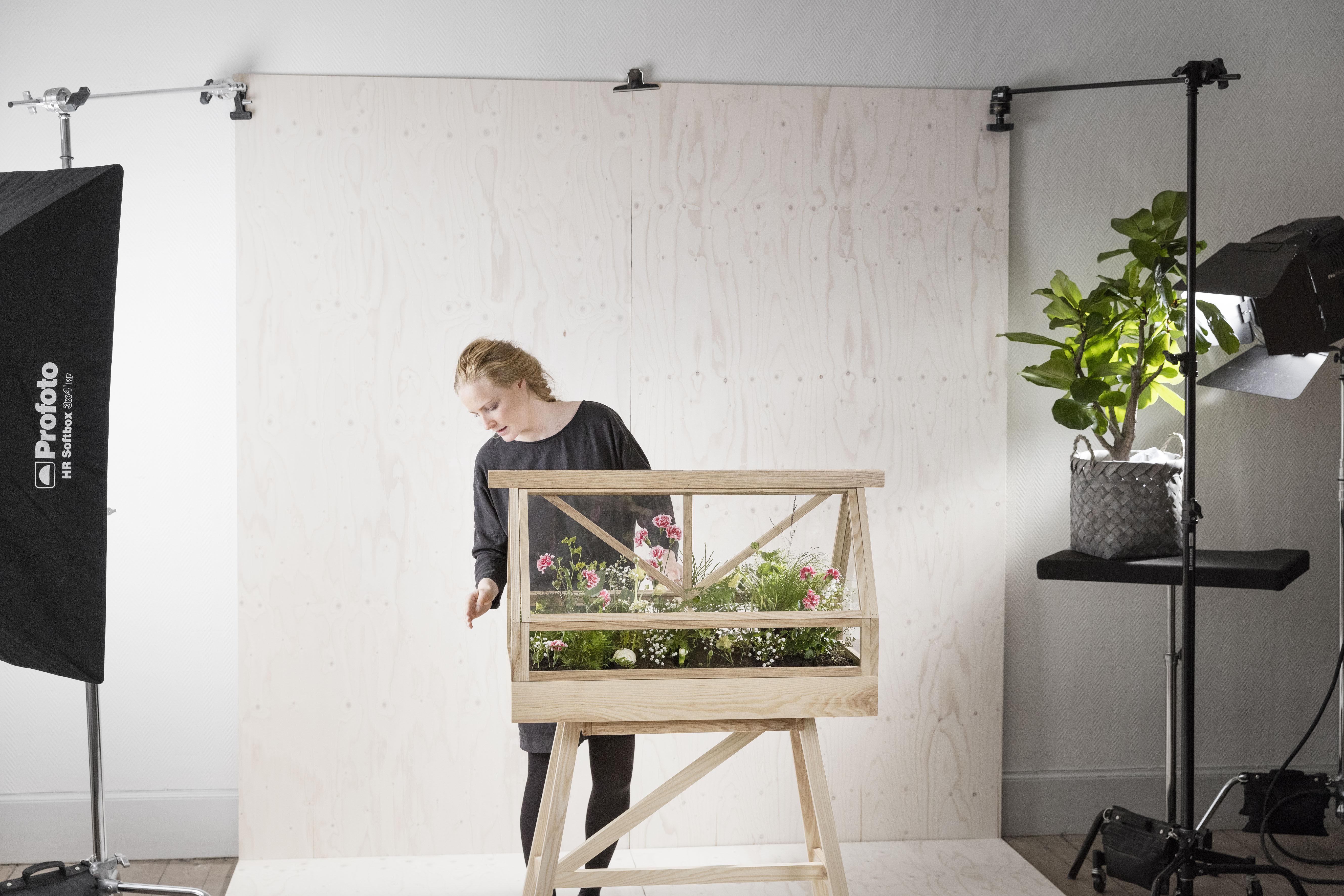 Terrarium Greenhouse By Design House Stockholm