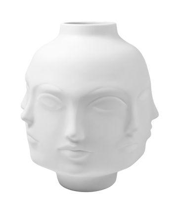 Decoration - Vases - Dora Maar Vase by Jonathan Adler - White - China