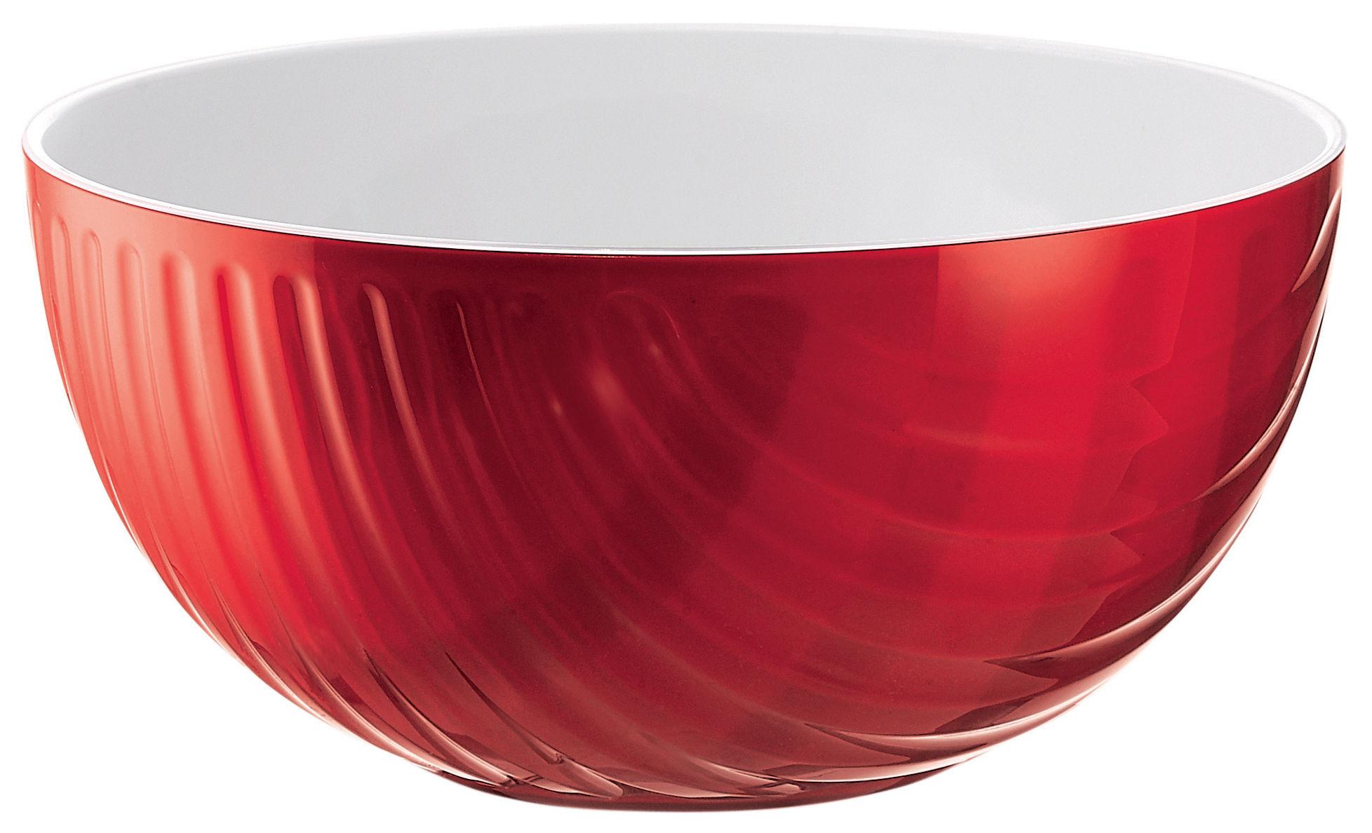 Plafoniere Per Esterno Guzzini : Mirage ciotola rosso interno bianco by guzzini made in design