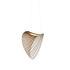 Illan LED Pendant - / Ø 80 cm - Wood by Luceplan