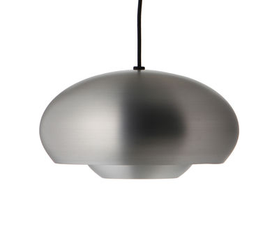 Champ Pendelleuchte / Ø 30 cm - Frandsen - Aluminium Gebürstet