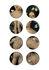 Servizio da tavola Yuan Eden - / 8 elementi impilabili di Ibride