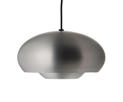 Suspension Champ / Ø 30 cm - Frandsen gris/métal en métal