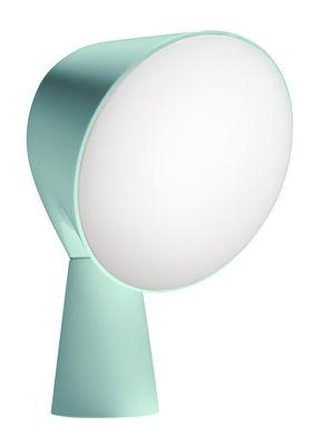 Lighting - Table Lamps - Binic Table lamp by Foscarini - Aqua green - ABS, Polycarbonate