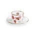 Tazzina da caffè Toiletpaper - Roses di Seletti