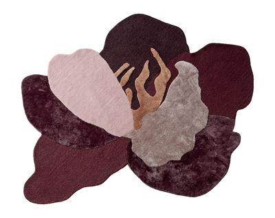 Flores Teppich / 190 x 150 cm - AYTM - Bunt